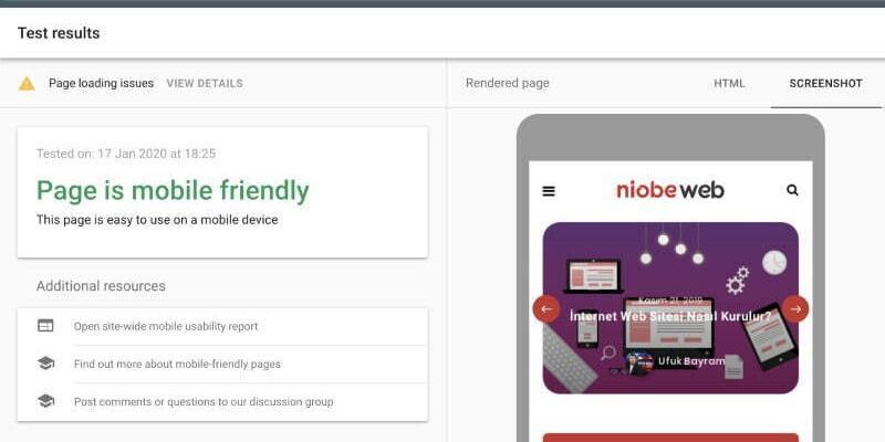 Mobile Uyumlu Web Site Nedir, Nasıl Yapılır?
