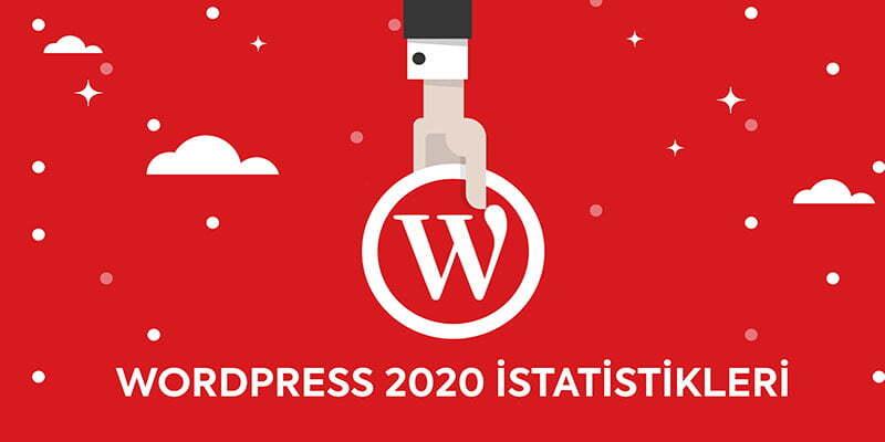 Wordpress 2020 İstatistikleri